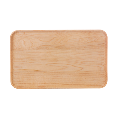 JK Adams Small Coupe Tray - Maple