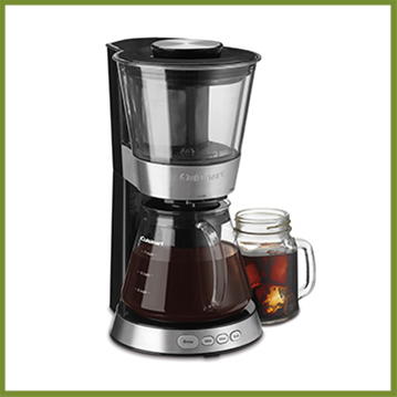 Cuisinart Automatic Cold Brew Coffee Maker - 7 Cup