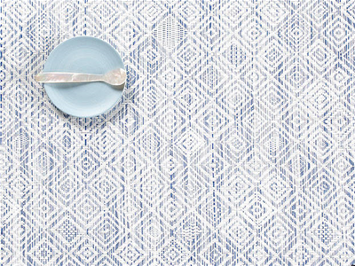 Chilewich Mosaic Placemat - Blue