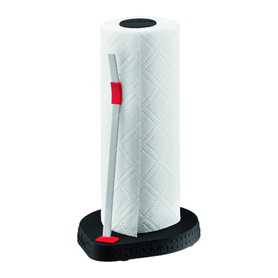 Bodum Bistro Paper Roll Holder - Black