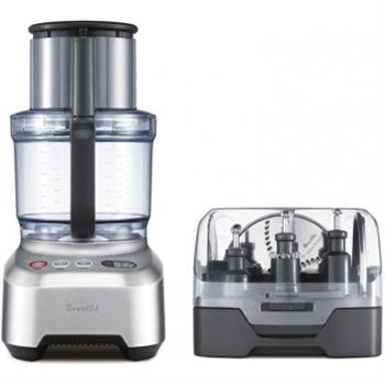 Breville 16 Cup Sous Chef Food Processor, Stainless Steel