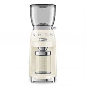 Smeg Coffee Grinder - Cream