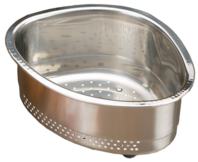 RSVP Endurance In-Sink Corner Basket / Strainer