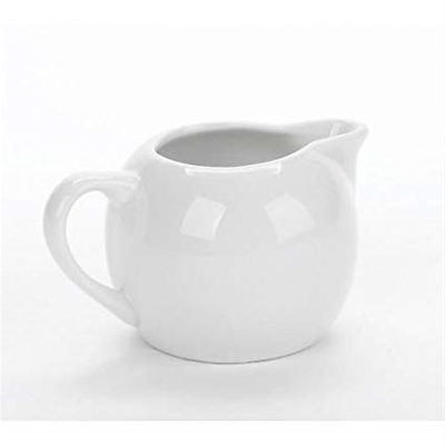 BIA 8-oz Cream Jug, White