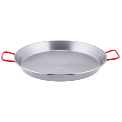 Winco Carbon Steel Paella Pan - 14""