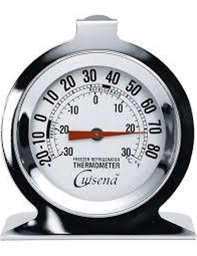 Cuisena Fridge / Freezer Thermometer