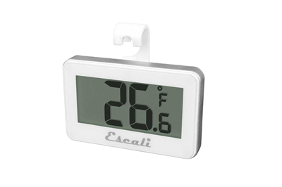 Escali Digital Refrigerator / Freezer Thermometer