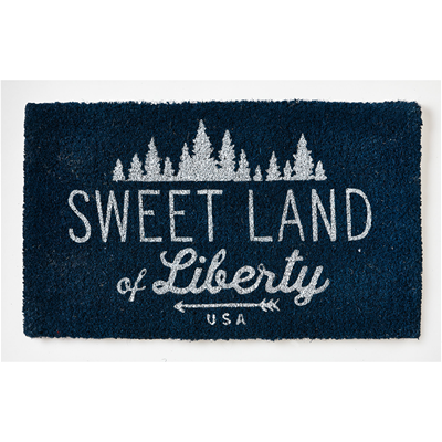 TAG Coir Doormat - Sweet Land