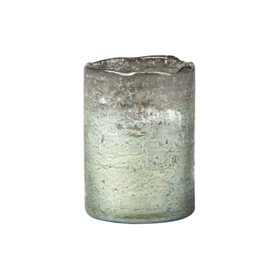 Citronella Eucalyptus Glass Candle