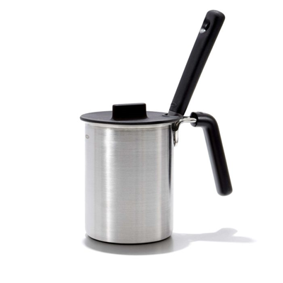 OXO Grilling Basting Pot and Brush Set