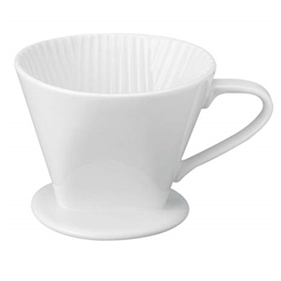 HIC Porcelain 1 Cup Filter Cone