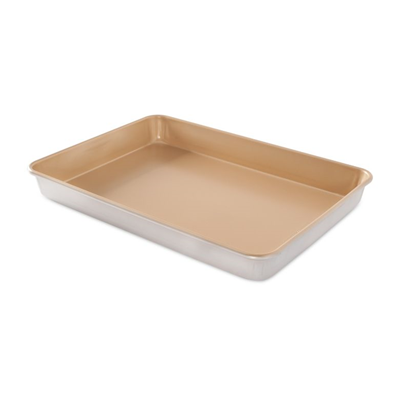 Nordic Ware Naturals Non-Stick High Sided Sheet Pan