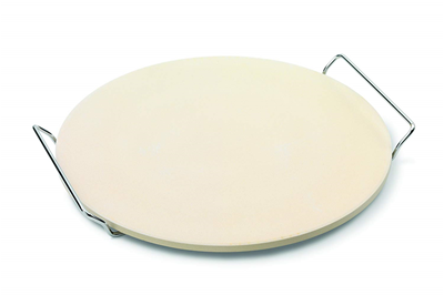Jamie Oliver Pizza Stone and Serving Rack - Round