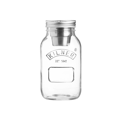 Kilner Food On The Go Jar - 34 fl oz