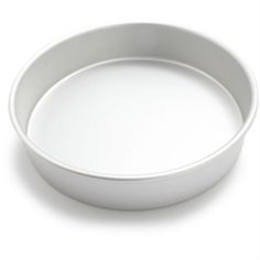 Round Cake Pan, 13 Inches by 3 Inches