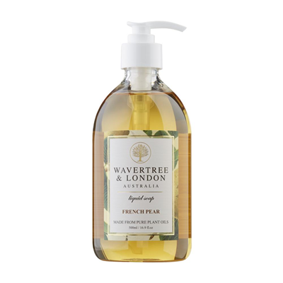 Classic French Pear Liquid Hand Soap