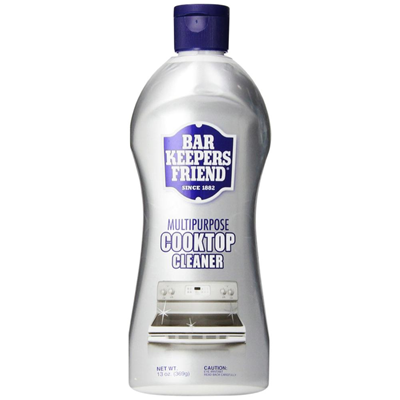 Bar Keepers Friend Multipurpose Cooktop Cleaner