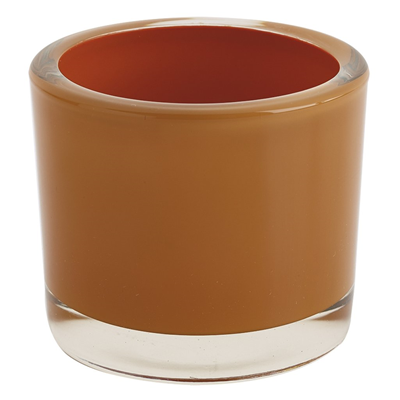DII Votive Candle Holder - Orange