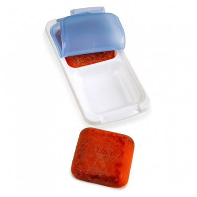Progressive Prepworks 2 Cup Freezer Portion Pods