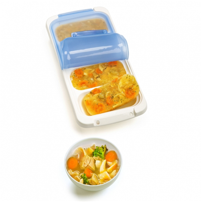 Progressive Prepworks 1 Cup Freezer Portion Pods