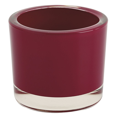 DII Votive Candle Holder - Red