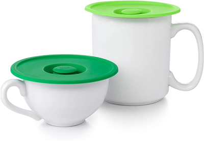 oxo 2 Piece Reusable Lid Drink and Can Set