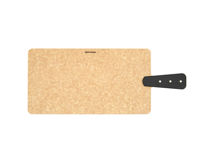 Epicurean Handy Series Riveted Handle Cutting / Serving Board
