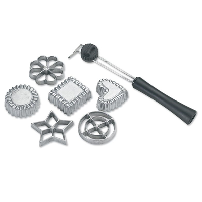 Nordic Ware Swedish Rosettes & Timbales Set