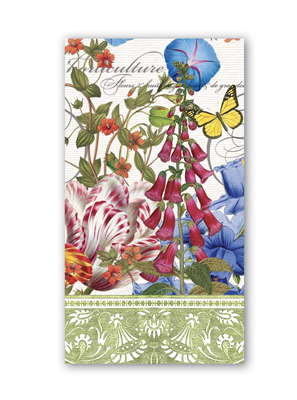 Michel Design Works 3-Ply Paper Hostess Napkins - Summer Days