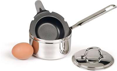 RSVP Endurance Single Egg Poacher Set