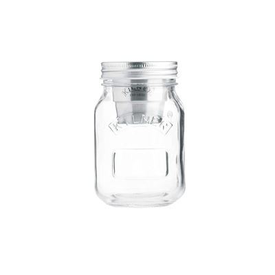 Kilner Snack on the Go Glass Jar Set