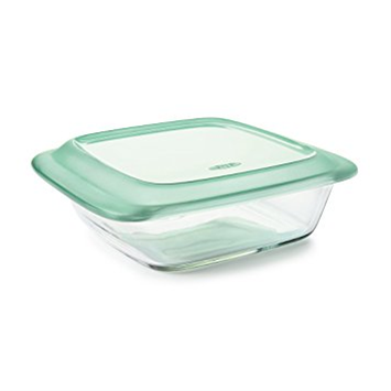 OXO Good Grips 2 Quart Covered Baking Dish