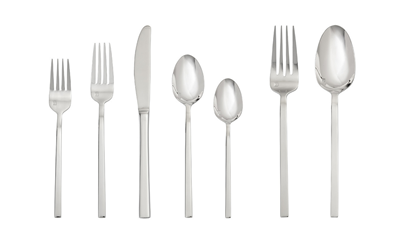 Fortessa Theo 42 Piece Flatware Set
