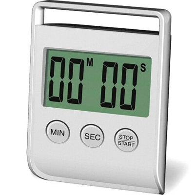 Maverick Digital Timer - White