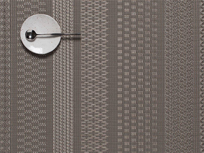 Chilewich Mixed Weave Luxe Placemat - Topaz