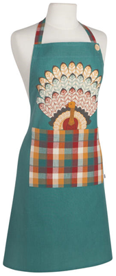 Now Designs Tommy Turkey Spruce Apron