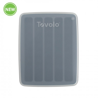 Tovolo Water Bottle Ice Mold Tray - Charcoal