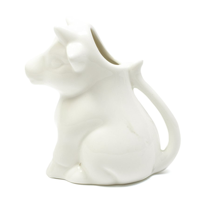 Maxwell & Williams White Basics Cow Creamer 3.4oz