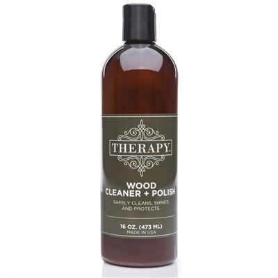 Therapy Wood Cleaner + Polish