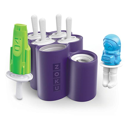 Zoku Space Ice Pop Mold